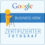 Zertifizierter Fotograf Google Maps Business View